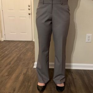 Worthington curvy fit, trouser leg dress pants